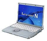 Let's note N9 CF-N9LWCJDS パナソニック ノートパソコン