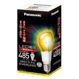 パナソニック LED電球 クリア電球タイプ 電球色相当 E26口金 40形相当 485lm LDA6LC(1コ入)