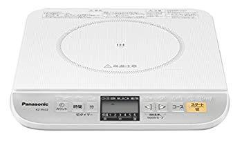 パナソニック IH調理器 KZ-PH32-W ホワイトの写真