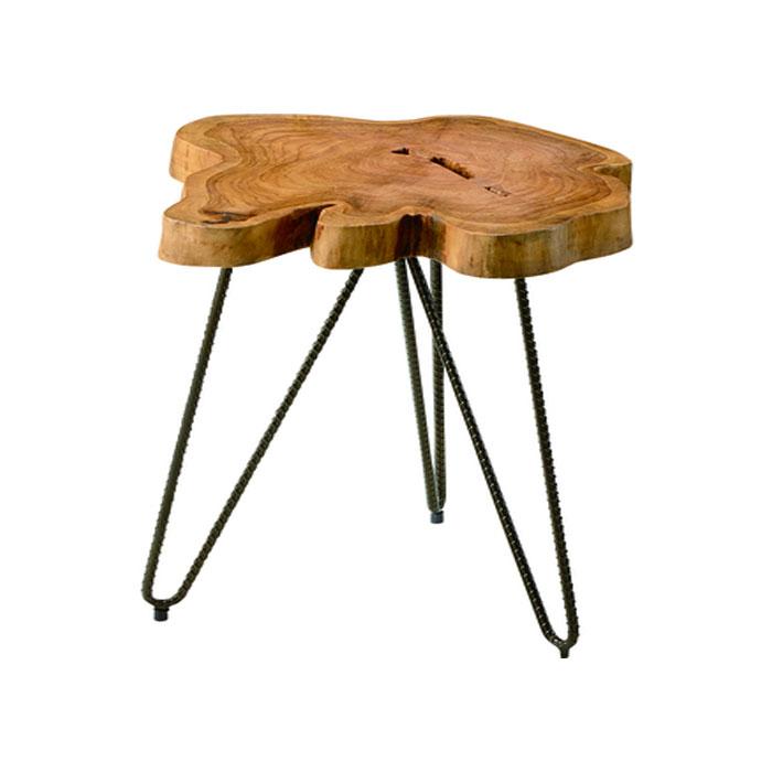 ムクテーブル(FTT-185) 耐荷重20kgの写真