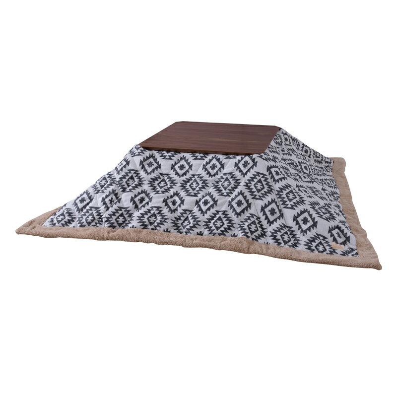 東谷 KK-146 こたつ布団 対応天板サイズ:約80×120cm /長方形の写真