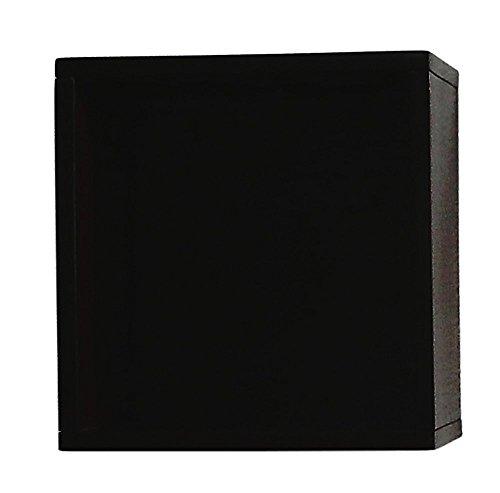 壁美人 マホガニー 壁掛け家具 ボックス21 ブラウン MBO21BR 幅210×奥行165×高さ220mm