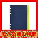 新日本カレンダー  2fリングノート NV LGR 8852