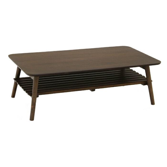 折りたたみ テーブル ローテーブル 折りたたみテーブル 110幅