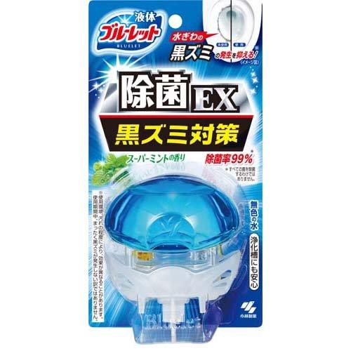 液体ブルーレットおくだけ 除菌EX 黒ズミ対策 スーパーミントの香り(70ml)