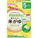 和光堂 手作り応援 おいしい米がゆ 5gX7 アサヒグループ食品