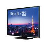 ニデック 液晶テレビ保護パネル46 47V 反射防止付レクアガード C2ALGA204672103