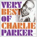 ヴェリー・ベスト・オブ・チャーリー・パーカー/CD/COCB-53962画像