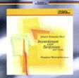 バッハ インベンションとシンフォニア/CD/TKCC-15193