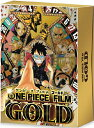 ONE PIECE FILM GOLD Blu-ray GOLDEN LIMITED EDITION/Blu-ray Disc/PCXP-50455