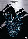 GLAY × HOKKAIDO 150 GLORIOUS MILLION DOLLAR NIGHT vol.3(DAY2)/DVD/ ポニーキャニオン PCBE-54846