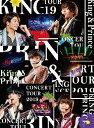 King & Prince CONCERT TOUR 2019(初回限定盤)/DVD/UPBJ-9003の画像
