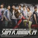 ザ ファースト ミニ アルバム『スーパー ガール』(DVD付)/CD/RZCD-46431画像