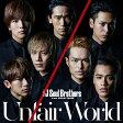 Unfair World(DVD付)/CDシングル(12cm)/RZCD-59959