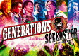 GENERATIONS LIVE TOUR 2016 SPEEDSTER/DVD/RZBD-86257