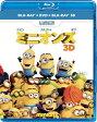 ミニオンズ ブルーレイ+DVD+3Dセット/Blu-ray Disc/GNXF-1934