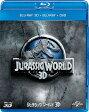 ジュラシック・ワールド3D ブルーレイ&DVDセット(ボーナスDVD付)/Blu-ray Disc/GNXF-1947