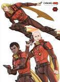 CYBORG009 CALL OF JUSTICE Vol.2/DVD/TDV-27140D