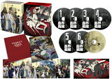 血界戦線 Blu-ray BOX/Blu-ray Disc/TBR-27179D
