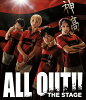 ALL OUT!! THE STAGE[Blu-ray]/Blu-ray Disc/ACXW-10958 発売日
