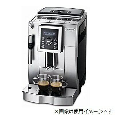 DeLonghi コンパクト全自動エスプレッソマシン マグニフィカS スペリオレ ECAM23420SBの写真