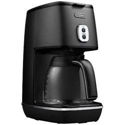 デロンギ ディスティンタコレクション ドリップコーヒーメーカー エレガンスブラック ICMI011J-BK(1台)の写真
