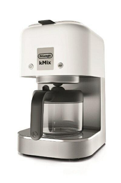 DeLonghi ケーミックス ドリップコーヒーメーカー COX750J-WHの写真
