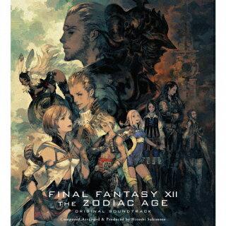 FINAL FANTASY XII THE ZODIAC AGE Original Soundtrack(初回生産限定盤)【映像付サントラ