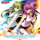 beatmania IIDX 19 Lincle ORIGINAL SOUNDTRACK/CD/GFCA-00315