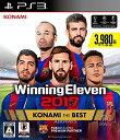 ウイニングイレブン2017(KONAMI THE BEST)/PS3//A 全年齢対象 コナミデジタルエンタテインメント VT087J2