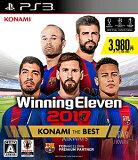 PS3 ウイニングイレブン2017 ベスト