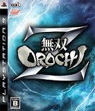 無双OROCHI Z/PS3/BLJM60139/B 12才以上対象