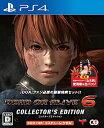 デッド オア アライブ 6 コレクターズエディション/PS4//D 17才以上対象 コーエーテクモゲームス KTGS40433