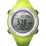 エプソン Wristable GPS グリーン SF-110G