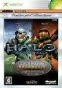 Halo ヒストリーパック(Xbox プラチナコレクション)/XB//C 15才以上対象 日本マイクロソフト DF800006