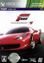 Forza Motorsport 4(Xbox 360 プラチナコレクション)/XB360/5FG00039/A 全年齢対象
