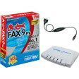 interCOM マイト-ク FAX9 PROモデム(USBケーブルツキ)