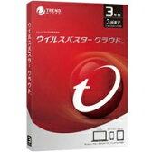 トレンドマイクロ ウイルスバスター クラウド 3年版 PKG TICEWWJBXSBUPN3701Z
