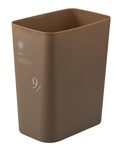 デコラペール ゴミ箱 Lサイズ 20L サンドブラウン D002-SBR