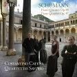 シューマン:ピアノ五重奏曲&ピアノ四重奏曲/CD/CMCD-28320