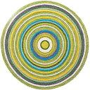 東リ フィックスドサイズラグ 定形サイズ ハピネスガーデン 148×148cm TOR 3403