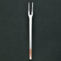 工房アイザワ ヒメフォーク 純銅洋食器 銀仕上 1400-2