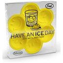 アイストレー ハブアンアイスデイHAVE AN ICE DAY!(スマイル型・製氷器)Fred-フレッド