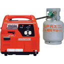 YAMABIKO/やまびこ インバータガスエンジン発電機0.9kVA IEG900PG画像