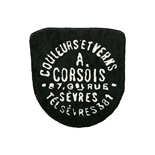 インターフォルム フタカバー(洗浄便座用) Corso ブラック   ブラック  FL-1199 FL-1199の写真
