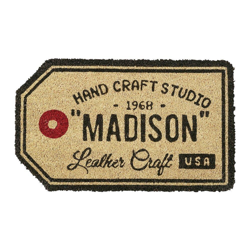 INTERFORM インターフォルム コイヤマット Studio Madison スタジオ マディソン ブラウン  TJ-1769