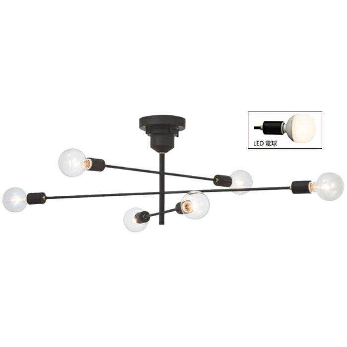 インターフォルム LEDシーリングライト アストル LT-2678の写真