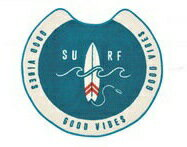Sunfine Beach  サンファインビーチ トイレマット 座カバー 洗浄座 洗濯 ビーチ 海
