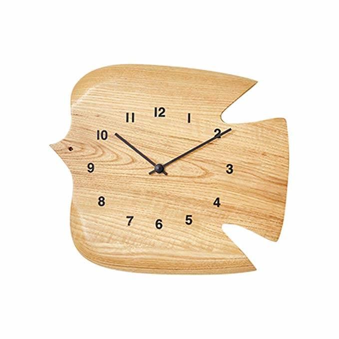 ウォールクロック Kolkka lolo コルッカロロ   掛け時計 壁掛け時計 時計 スイープムーブメントの写真