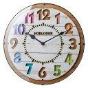 時計 FORLI - フォルリ - WH/ホワイトCL-8332WH インターフォルム